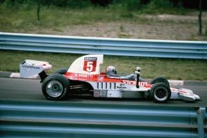 Mario Andretti Watkins Glen 1974